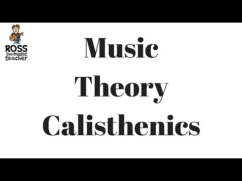 Music Theory Calisthenics EP – 04 – Let's Drill Interval Shapes – Live Music Lesson